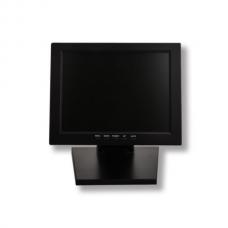 "Монитор POScenter 12.1"" TFT LED Touch (VGA, VESA, USB touch, черный)"