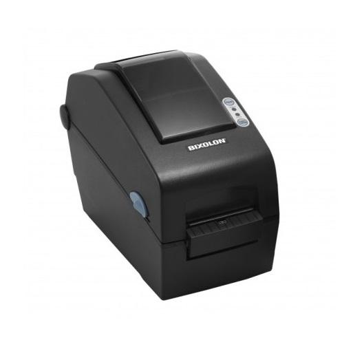 """Bixolon SLP-DX220D (термопечать;203dpi; 2"""";152мм/сек;64MB SDRAM, 128MB Flash;USB,RS232)отделитель, часы, белый"""