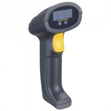Сканер штрих-кода Mindeo MD2030 ручной, 1D, USB, черный, без подставки