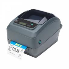 "Принтер этикеток Zebra GX420t, TT, 4"" / 203 dpi, COM/USB/Ethernet, GX42-102420-000"