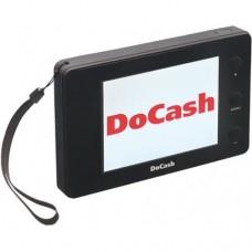 Банковское оборудование DoCash Micro IR (black), ИК детектор портативный, экран 3,5'', черный