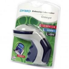 DYMO Omega, шрифт кириллица