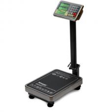 "Весы M-ER 335 ACLP-300.50 ""TURTLE"" с расчетом стоимости товара LCD"