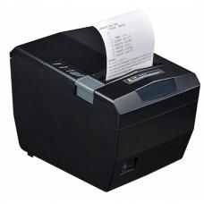 Принтер чеков Rongta RP327 / COM\USB\Ethernet, черный (с БП)