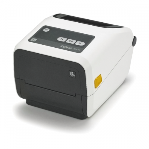 """Zebra ZD420t, TT, 4"""" / 300 dpi, USB/USB-host, Wi-Fi/Bluetooth, ZD42043-T0EW02EZ"""