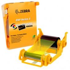 Лента красящая Zebra, полноцветная YMCKO (200 отп), для ZXP3