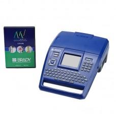 Принтер этикеток Brady BMP71, клавиатура кириллица/латиница (комплект монтажника, ПО LabelMark)