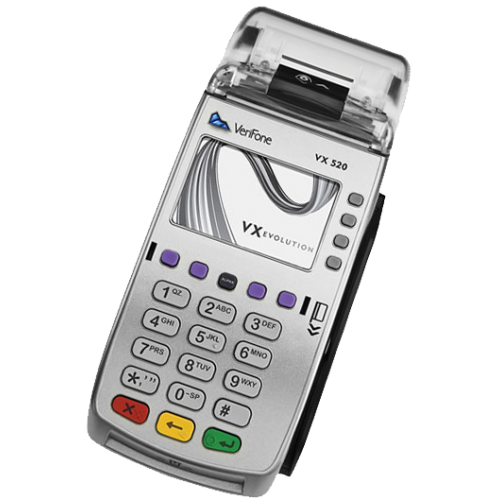 Verifone VX520 в Екатеринбурге