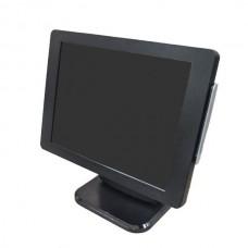 """Sam4s SPT-SV, 15"""" сенсорный / 4Gb, SSD, MSR, N3160, SPT-S205, OEM (no logo), Win 10 Embeded, черный"""
