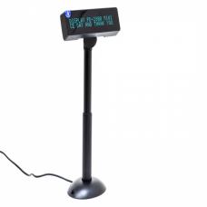 Дисплей покупателя Атол PD-2800 MINI, USB, черный, зеленый светофильтр