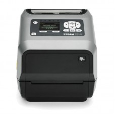"Принтер этикеток Zebra ZD620d, DT, 4"" / 203 dpi, COM/USB/Ethernet/USB-host, Bluetooth, отрезчик, ZD62042-D2EF00EZ"