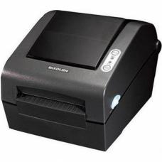 "Принтер этикеток Bixolon SLP-TX400C (термо-трансф.;203dpi; 4""; 178мм/сек; USB,LPT, RS232)отрез.,бел"