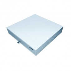 Денежный ящик Меркурий 100 / белый, механический