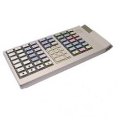 Программируемая клавиатура  POScenter S66A-U (66 клавиш; MSR123; ключ; USB, cherry), белая, арт. S66A-W