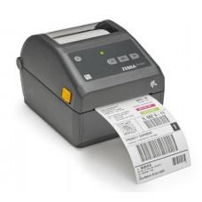 """Zebra ZD420d, DT, 4"""" / 203 dpi, USB/USB-host, Wi-Fi/Bluetooth, ZD42042-D0EW02EZ"""