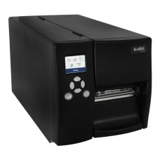 "Принтер этикеток Godex EZ-2250i, TT, 4"", 203 dpi, COM/USB/Ethernet/USB-host, LCD-дисплей"