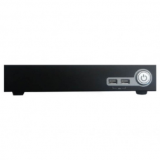 POS-компьютер Poscenter BOX PC 2 (U1037 1,8 GHz,4Gb,500Gb,VGA,6*RS232,6*USB,2*LAN,PC/2)fanless