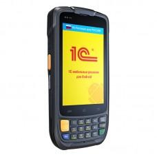 "ТСД Urovo i6200 / MC6200S-SH3S5E000H, 2D Imager, Android 5.1, Honeywell, BT, Wi-Fi, GSM, 3G/4G(LTE), GPS, NFC, 4.0""480x800, 23 кл, RAM 2GB/ROM 16 GB, 3800 mAh, IP 65"