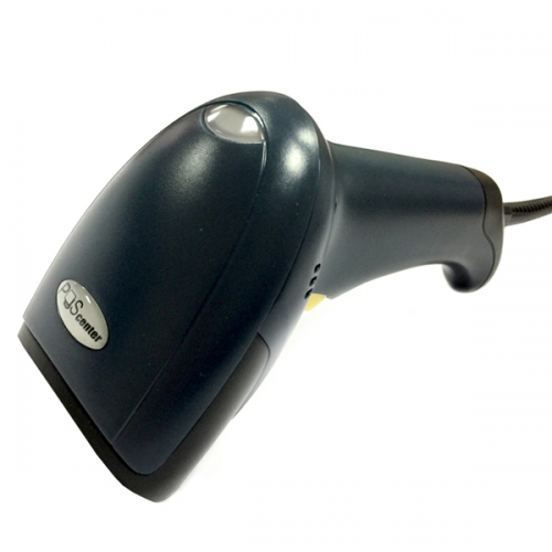 Poscenter HH 2D HD, ручной, USB, черный, с кабелем 2,0 м, подставка