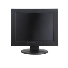 """Монитор POScenter 8"""" TFT LED (VGA+AV+HDMI) (800х600, 4:3, HDMI 1,5 м, подставка, БП), черный, арт. SH8-VAD86-4315SB"""