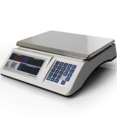 Весы ШТРИХ М7Т 15 - 2,5 А версия 3.2 LED, LCD со стойкой, без интерфесов, с аккумулятором