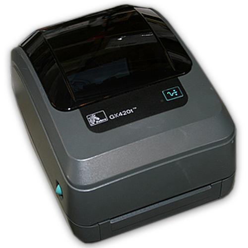 """Zebra GX420t, TT, 4"""" / 203 dpi, COM/USB/LPT, GX42-102520-000"""