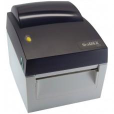 """Принтер этикеток Godex DT-4х, термопринтер штрихкодовых этикеток, 203 dpi, ширина 4"""", и/ф USB+RS232+Ethernet (скорость печати 7 ips)"""