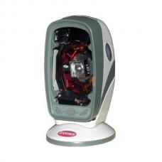 Сканер штрих-кода Zebex Z-6070 лаз., бел, USB KIT: каб, подставка, БП, арт. 886-7000UB-E00