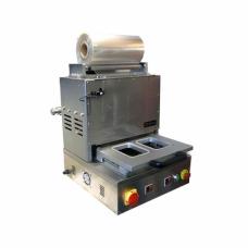 Оборудование для упаковки Запайщик лотков Cas CTM-110