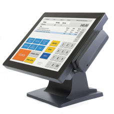 "POS-моноблок POScenter Start-M (15"", Resistive touch, Intel J1900 2.0GHz; 4Gb RAM; 64Gb SSD, MSR) без ОС"