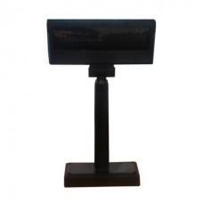 Дисплей покупателя POSua LPOS-II-VFD / USB, черный
