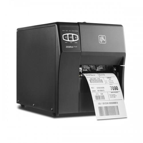 "Zebra ZT220, DT, 4"" / 300 dpi, COM/USB, ZT22043-D0E000FZ"