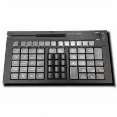Программируемая клавиатура  POScenter S67 Lite (67 клавиш, ключ, USB), черная, арт. PCS67BL