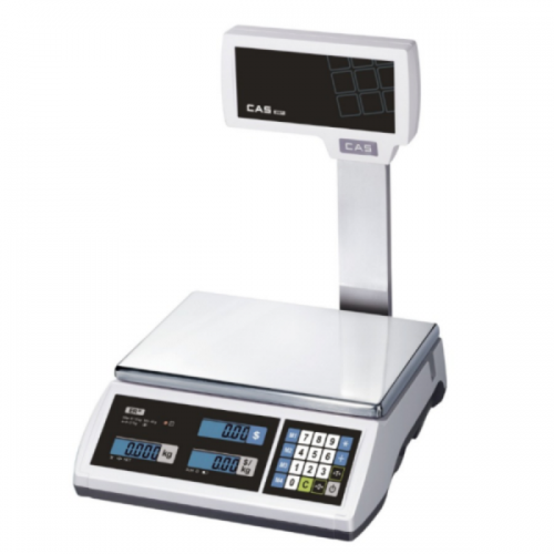 CAS ER-Jr / 6 кг, COM, без стойки, ER Jr-06CB