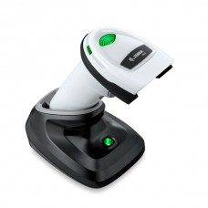 Сканер штрих-кода Zebra DS2278 / 2D, Bluetooth, USB с кредлом, белый, DS2278-SR6U2100PRW