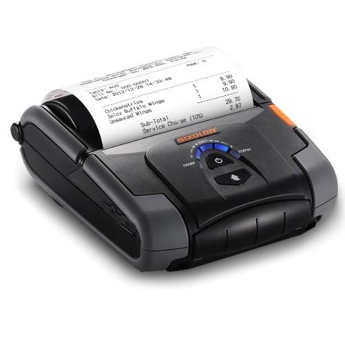 """Bixolon SPP-R400WK (термопечать; 203dpi; 4""""; 107мм/сек; RS232, USB, WiFi)"""