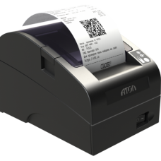 Онлайн-касса АТОЛ FPrint-22 ПТК. Черный. Без ЕНВД. RS+USB+Ethernet (5.0)